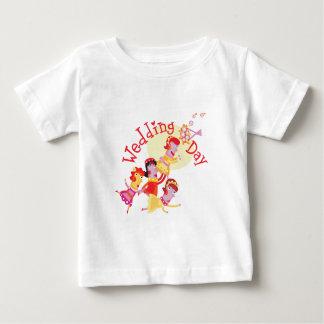 "Cute ""Wedding Day"" design Baby T-Shirt"