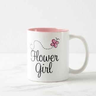 Cute Wedding Flower Girl Gift Mug