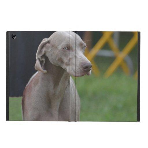 Cute Weimaraner Dog iPad Air Case