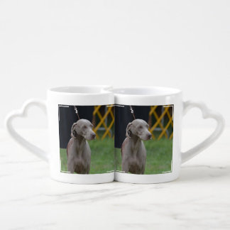 Cute Weimaraner Dog Lovers Mug