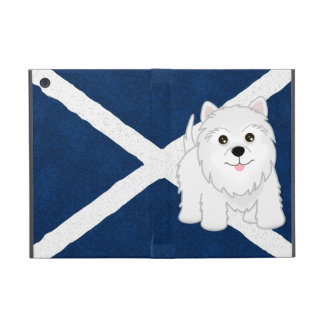 Cute West Highland White Terrier Puppy Dog Case For iPad Mini