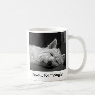 Cute Westie Dog Mug