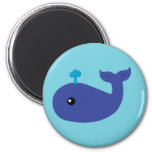 Cute Whale Refrigerator Magnets