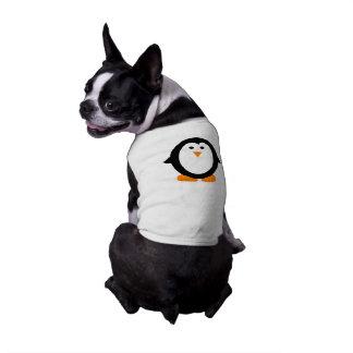 Cute Whimsical Penguin Shirt for Dogs