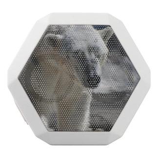 Cute White Polar Bear White Boombot Rex Bluetooth Speaker
