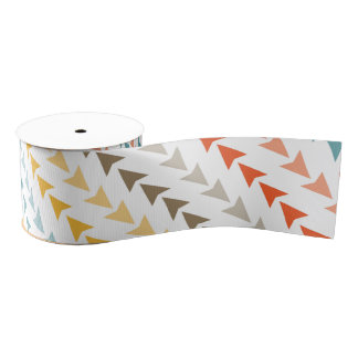Cute Wilderness Animal Grosgrain Ribbon