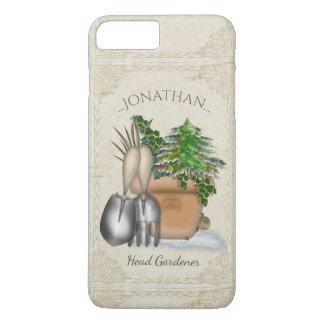 Cute Winter Gardening iPhone 8 Plus/7 Plus Case