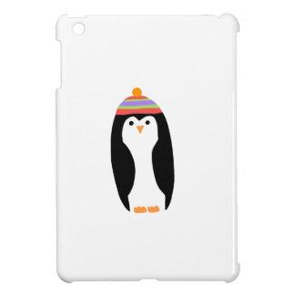 CUTE WINTER PENGUIN iPad MINI CASE
