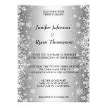 Cute winter wedding Invitation
