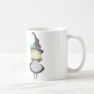 Cute Witch Mug