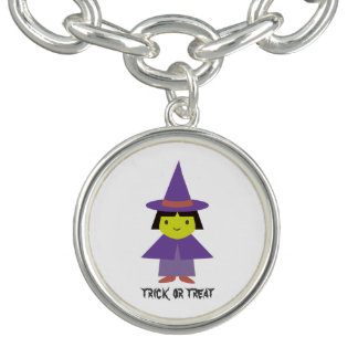Cute Witch - Trick or Treat