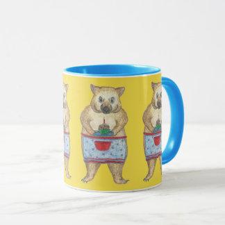 Cute Wombat Mug
