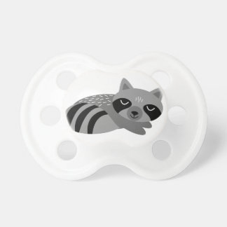 Cute Woodland Sleepy Raccoon Dummy