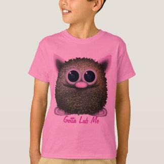 Cute Wuzzy Butt Kids Lovable Book Character Shirt
