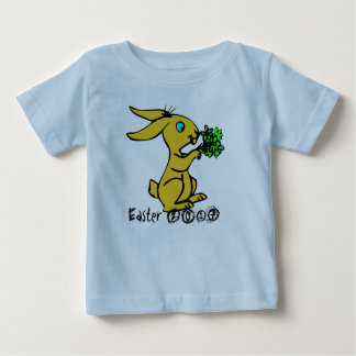 Cute Yellow Bunny for Lovely Happy Easter Baby T-Shirt