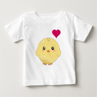 Cute yellow chick baby T-Shirt