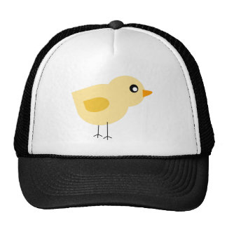 Cute Yellow Chick Cap