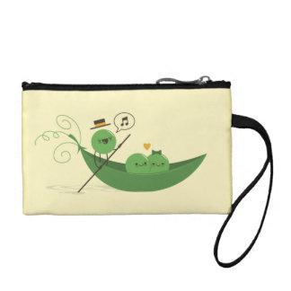 cute yellow Cosmetic Bag