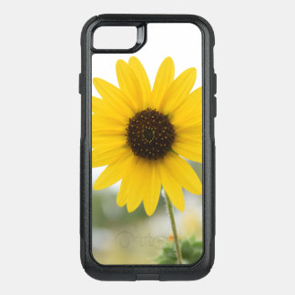 Cute Yellow & White Phone Case – Wildflower Design