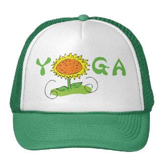 Cute Yoga Cap