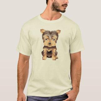 Cute Yorkie Dog  Apparel T-shirts