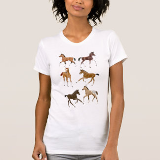 Cute Young Foals T-Shirt