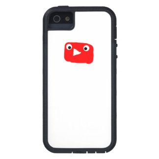 Cute Youtube Logo iPhone SE Case