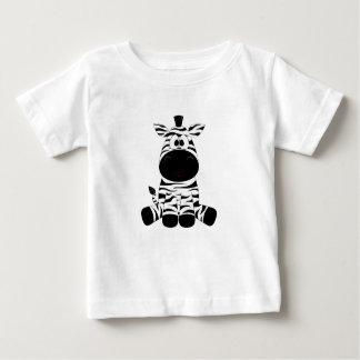 Cute Zebra Baby T-Shirt