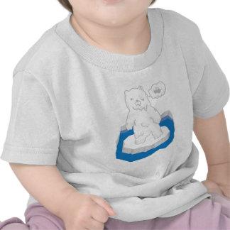 Cute Zombie Bear T-shirt