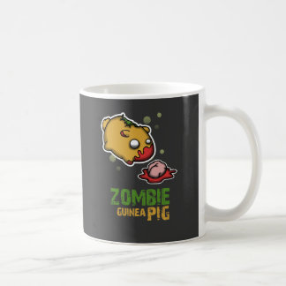 Cute Zombie Guinea Pig Coffee Mug