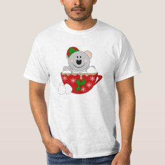 Cutelyn Christmas Mug Koala Bear T-Shirt