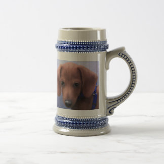 Cuteness Overload Puppy Coffee Cup