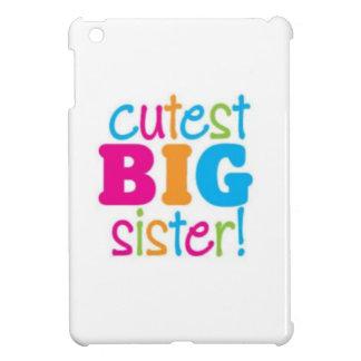 CUTEST BIG SISTER iPad MINI CASES