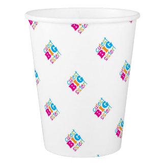 CUTEST BIG SISTER PAPER CUP