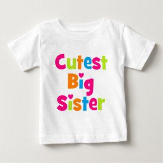 Cutest Big Sister T Shirts