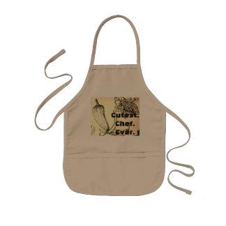 Cutest. Chef. Ever. apron