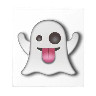 Cutest Ghost next to Casper! Notepad