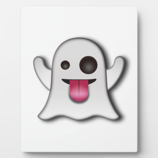 Cutest Ghost next to Casper! Plaque