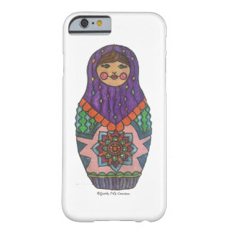 Cutest Matryoshka Doll Phone Case Ever! Barely There iPhone 6 Case