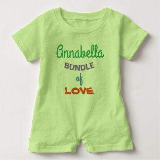 Cutest Personalized Baby Rompers Baby Clothing Baby Bodysuit