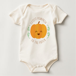 Cutest Pumpkin in the Patch | Baby Bodysuit