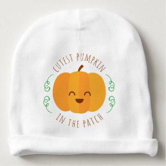 Cutest Pumpkin In The Patch | Beanie Baby Beanie