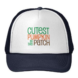 Cutest Pumpkin In The Patch Cap