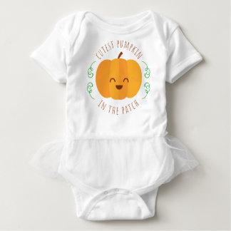Cutest Pumpkin in the Patch | Tutu Bodysuit