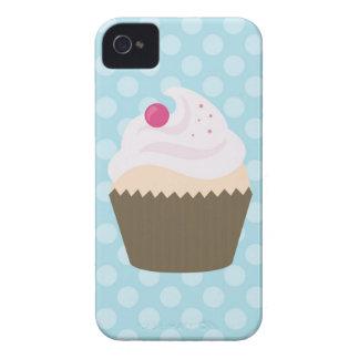 Cutesy Cupcake iPhone 4 Cases