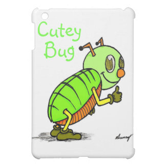 Cutey Bug iPad Case