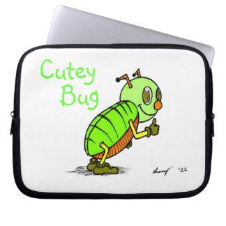 Cutey Bug Laptop Sleeve