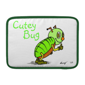 Cutey Bug Macbook Air Sleeve