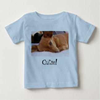 Cutie! Baby T-Shirt
