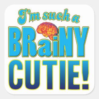 Cutie Brainy Brain Stickers